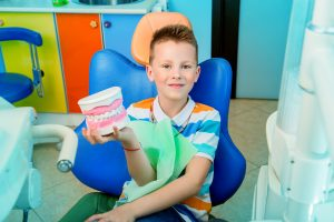 When to take my child to a dentist?